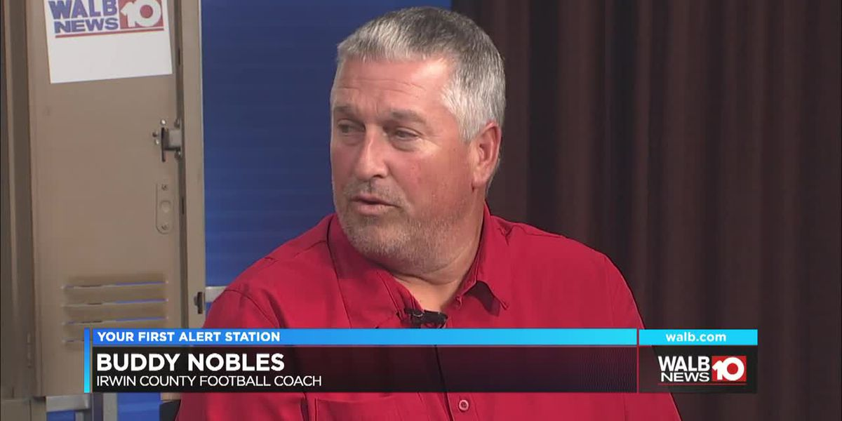Sports Talk with Theo Dorsey, Oct. 4 - Buddy Nobles