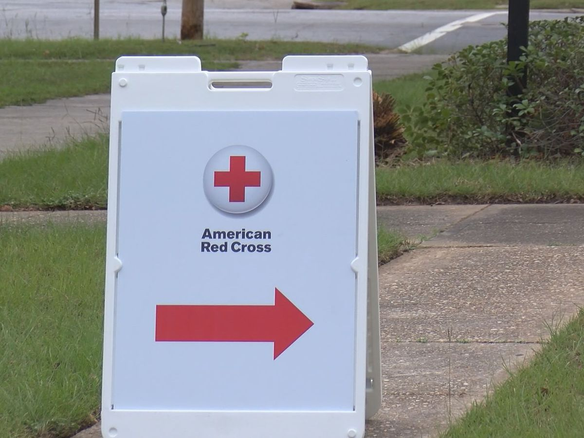 American Red Cross prepares for Friday's storms