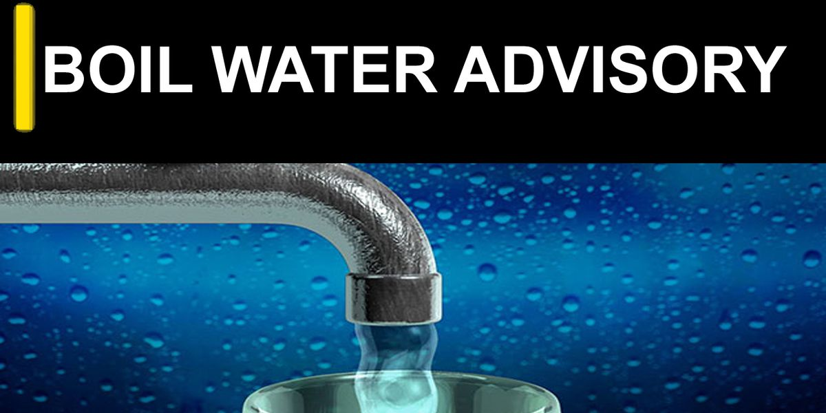 Boil water advisory issued for some Moultrie residents