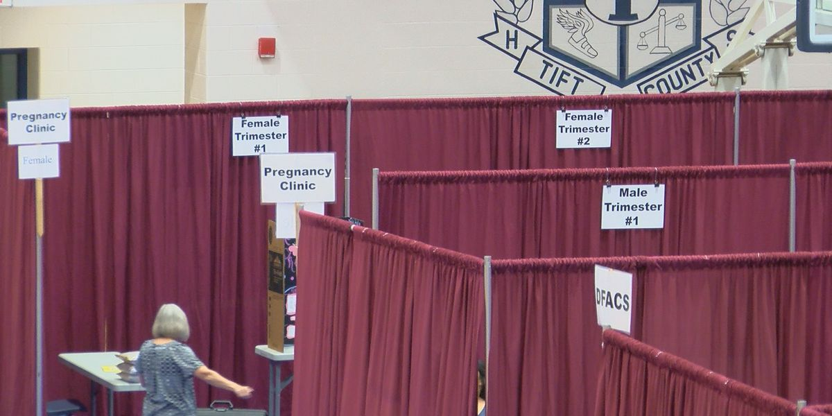 Tift Co. students learn life lessons through a maze of choices