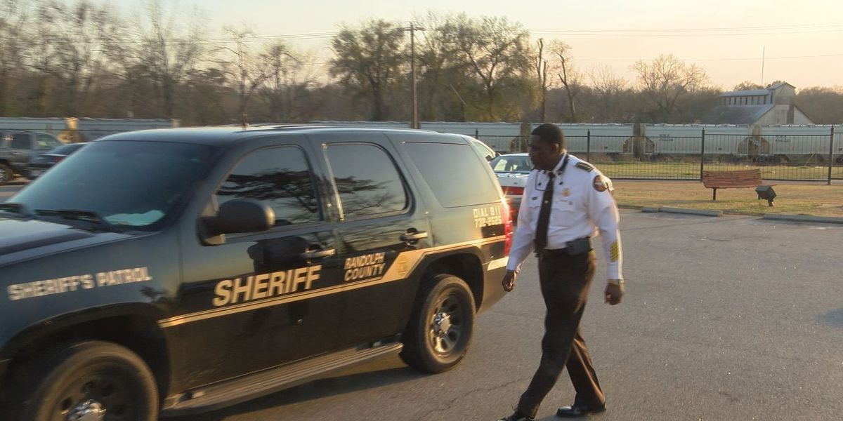 Randolph Co. Sheriff announces re-election campaign