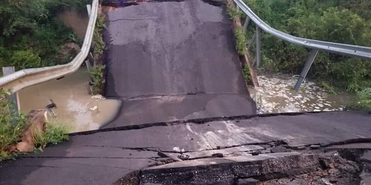 Gadsden bridge deemed 'structurally deficient' prior to collapse