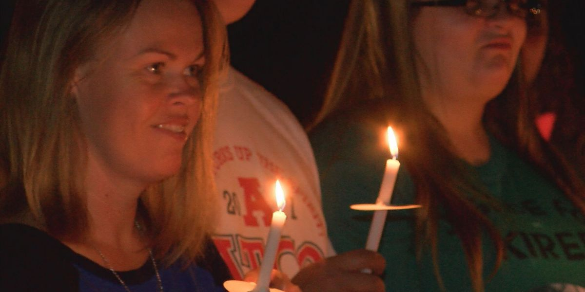 Vigil honors Kiree Hersey 1 year after he went missing