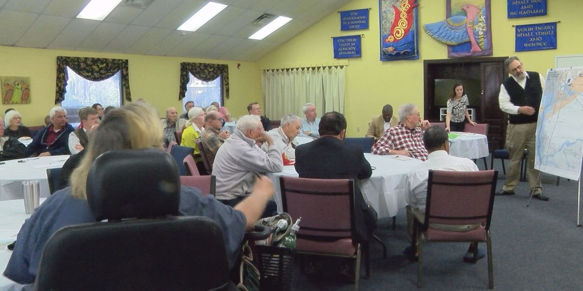 Radium Springs residents voice opinions on how to improve the area