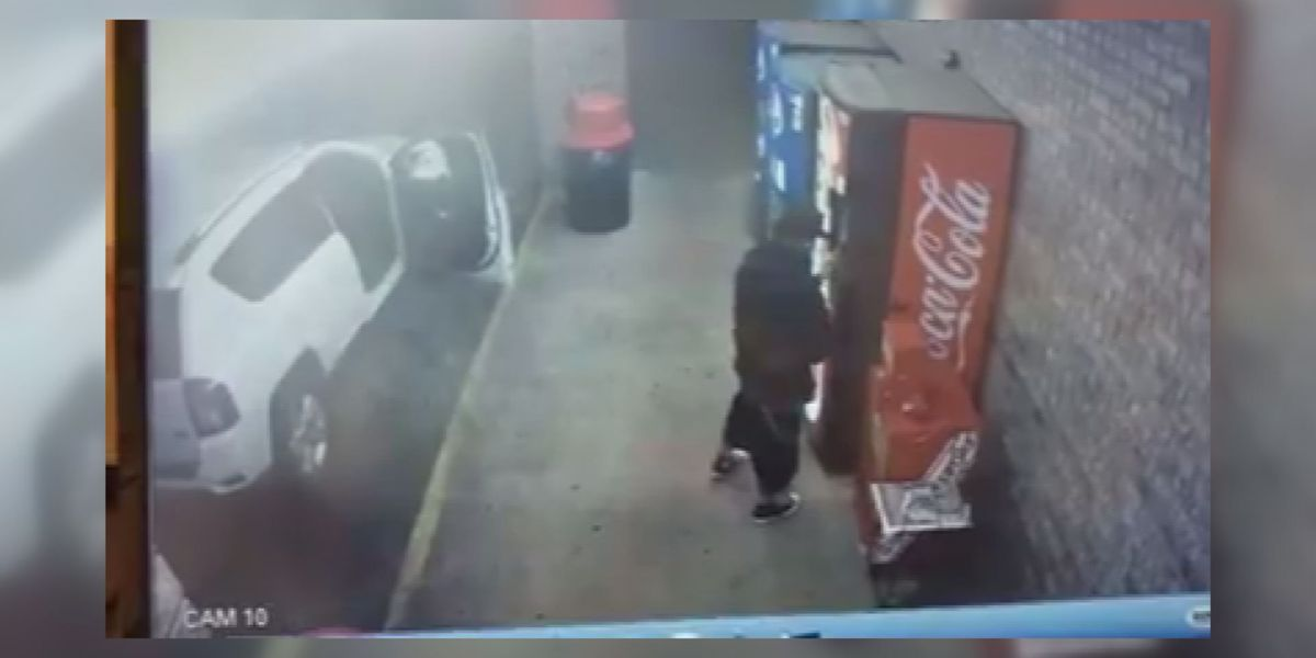 Cairo PD search for vending machine theft suspects