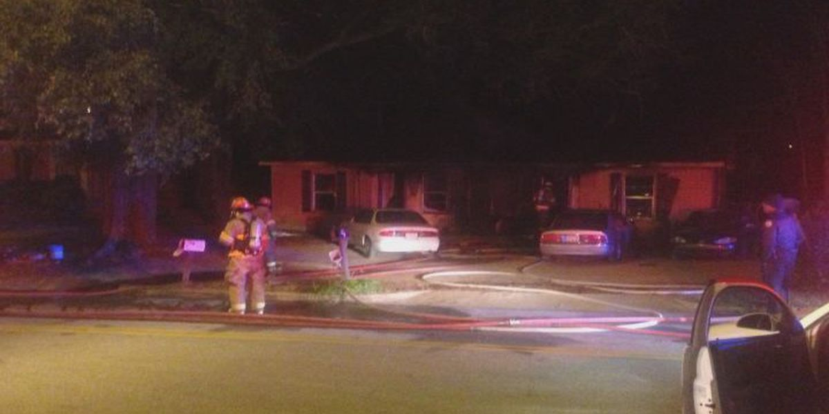 Albany duplex destroyed by fire