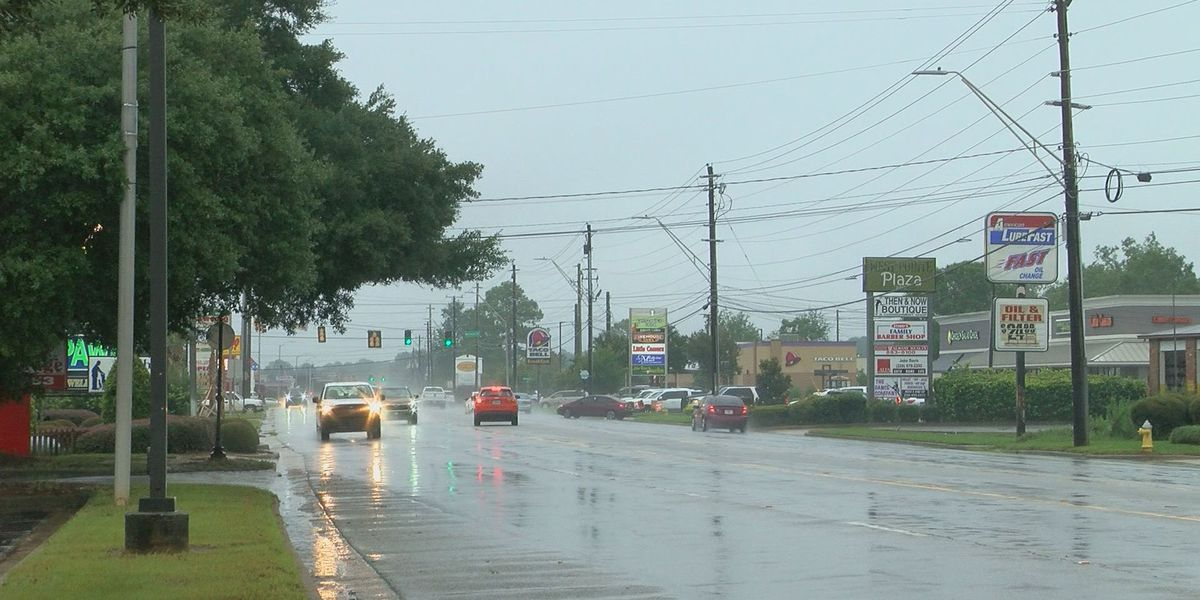 Albany police provides rain safety tips for drivers
