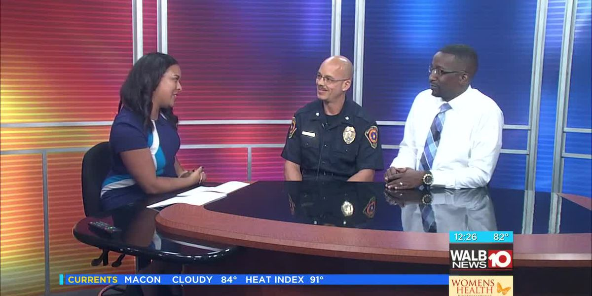 Monday - First Responders Grill-Off in Albany