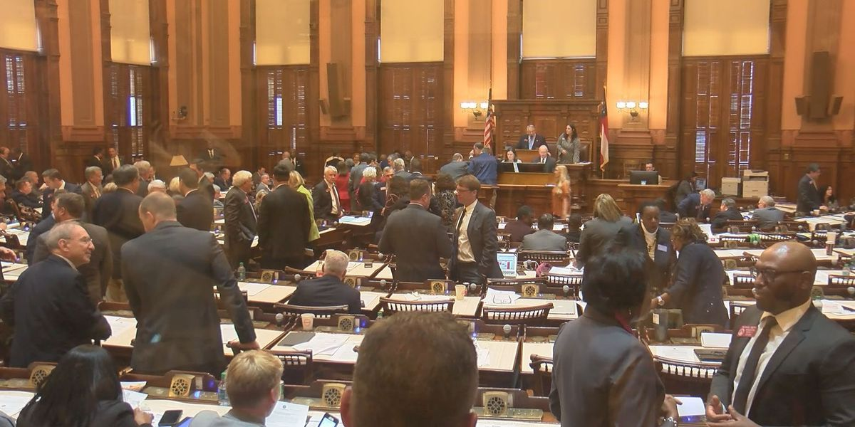 Special session regarding Hurricane Michael relief held in Atlanta