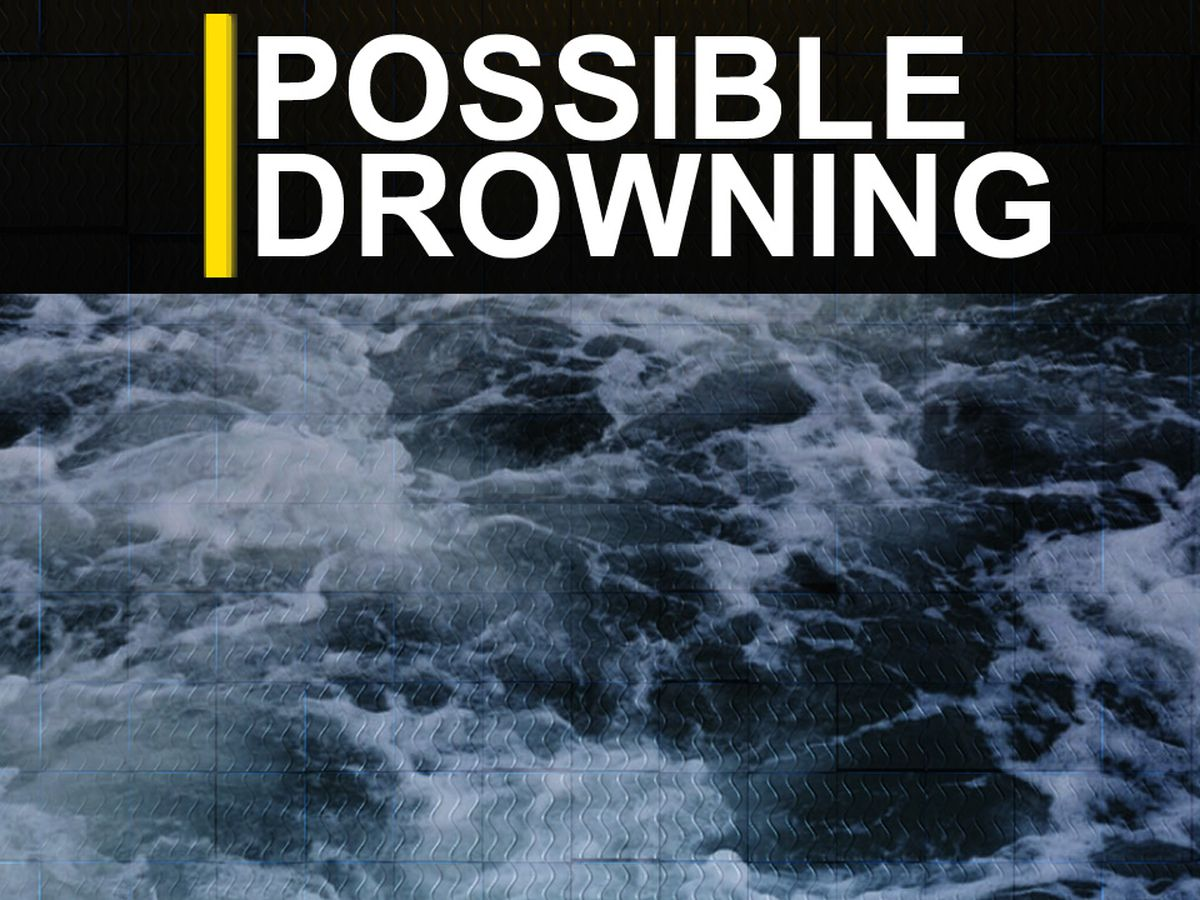 Turner Co. teen possibly drowns