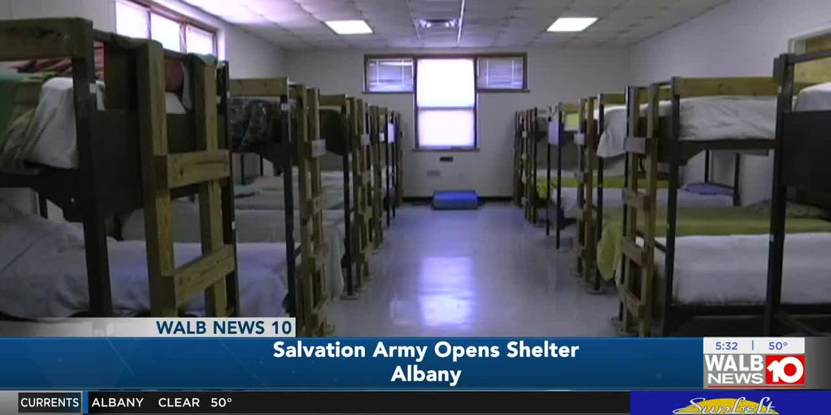 Salvation Army talks resources in colder weather