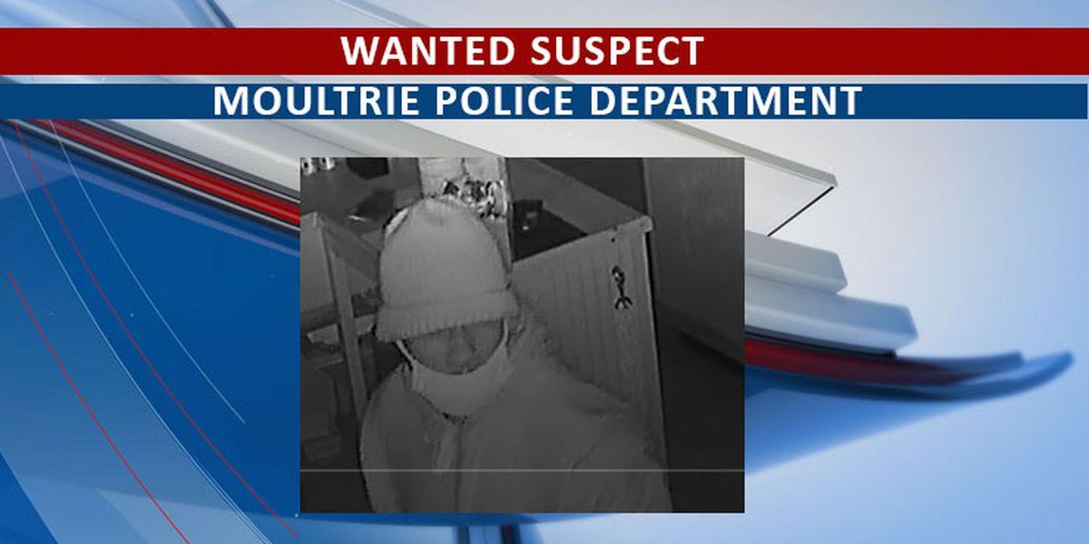 Moultrie Police need help identifying burglar