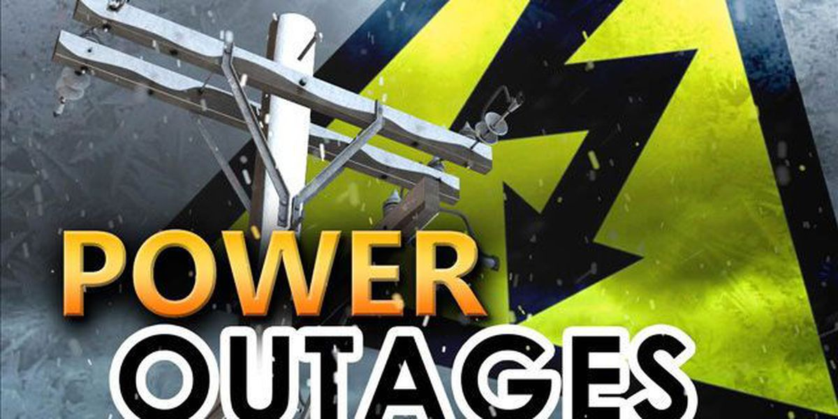 Power out near Albany Airport