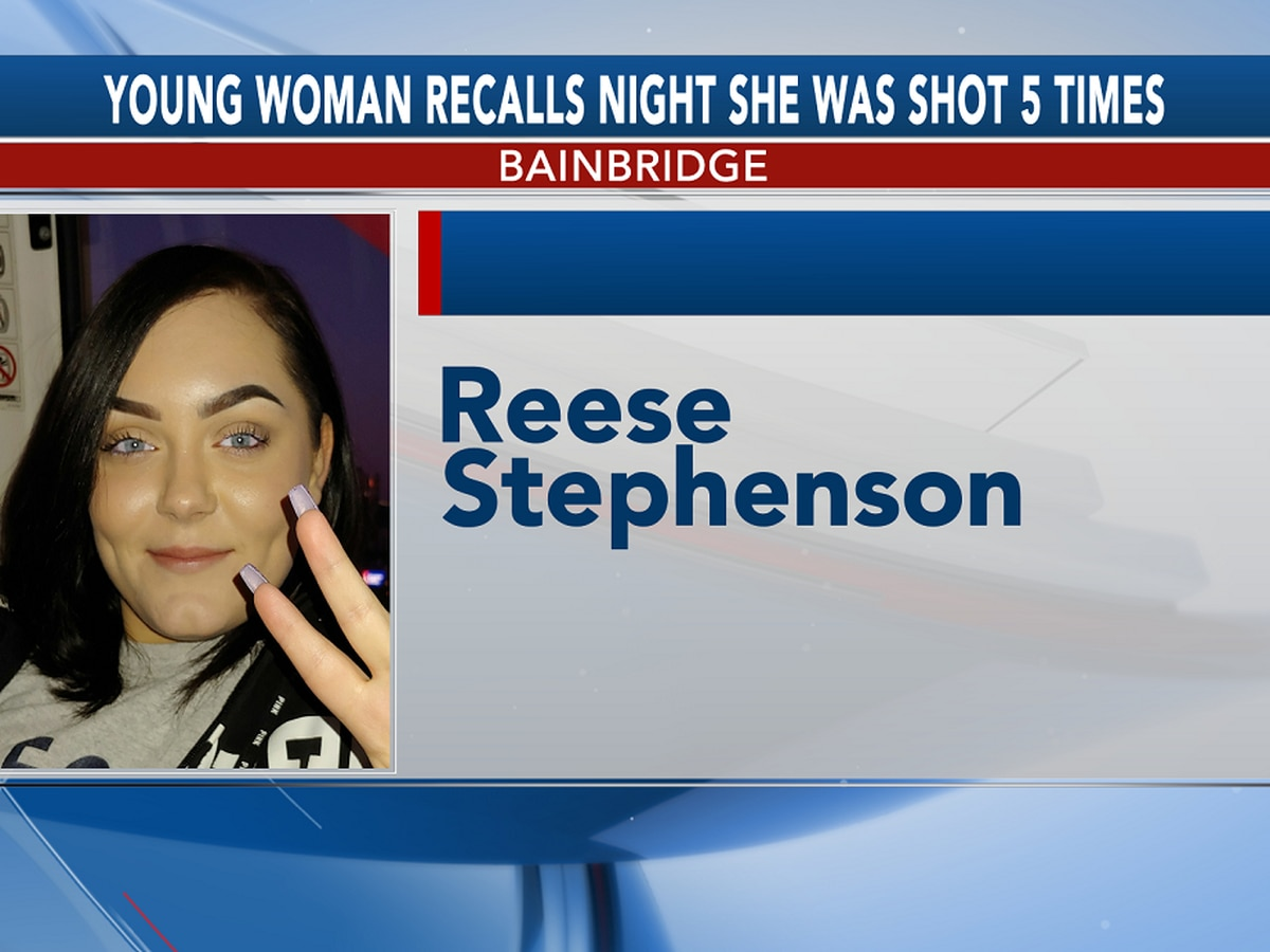 Bainbridge woman recalls night she was shot five times