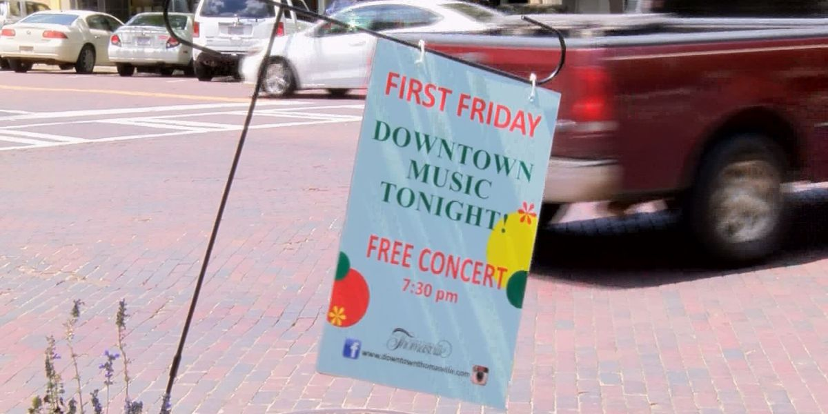 Thomasville continues concert series