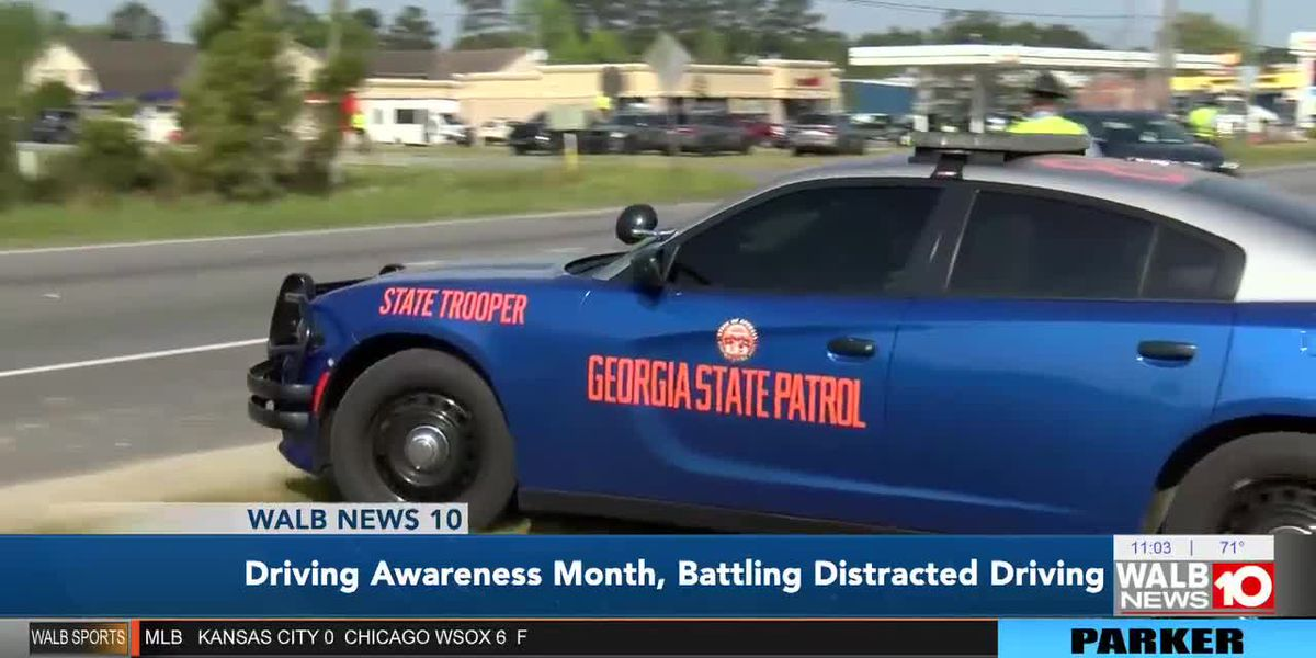 Governor's Office of Highway Safety targeting distracted drivers