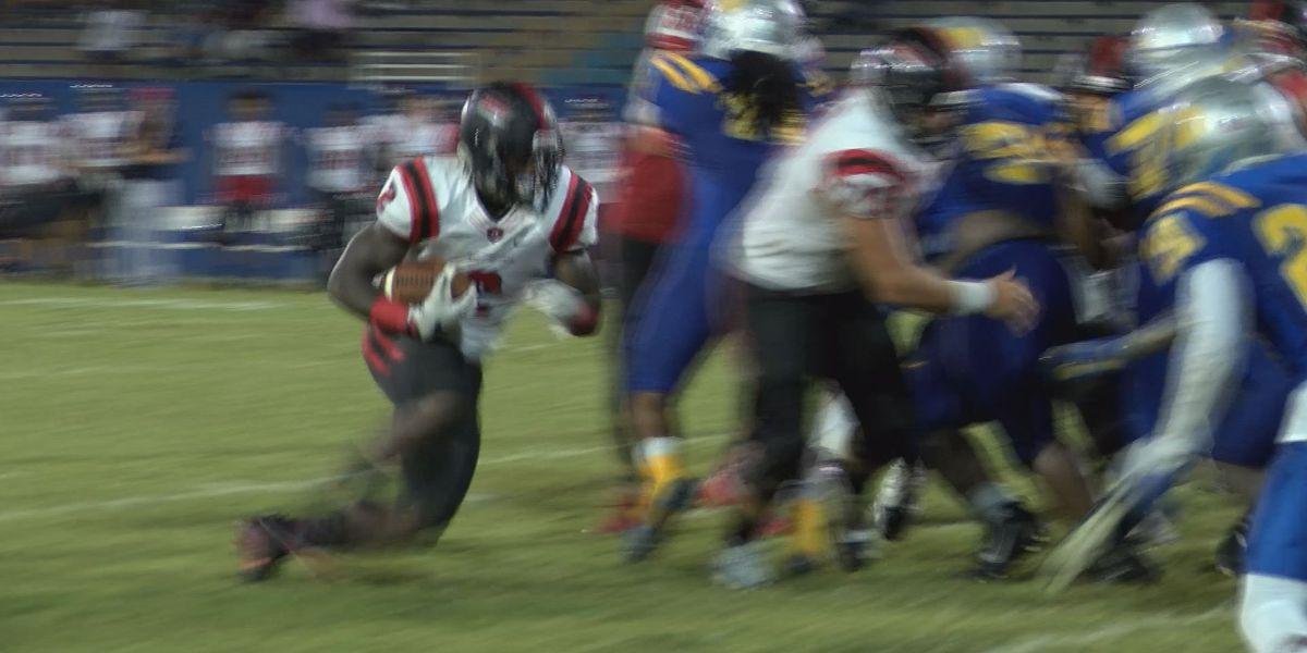 ASU football falls to North Greenville