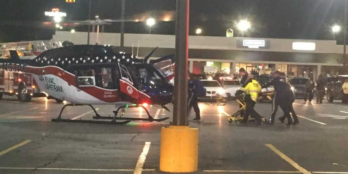 8-year-old girl hit by car in Tifton Friday night