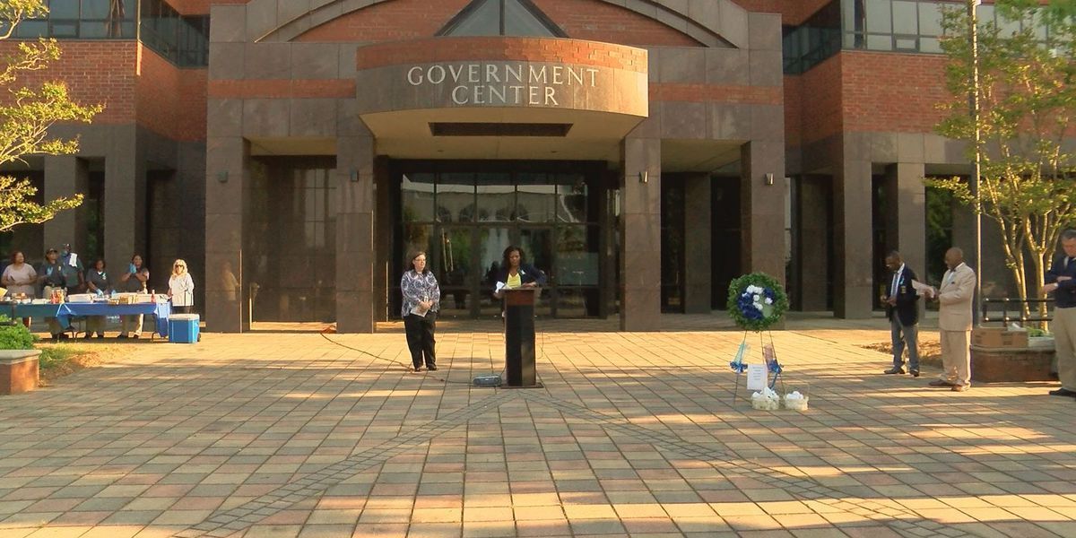 Dougherty Co. holds vigil in honor of National Crime Victims' Week