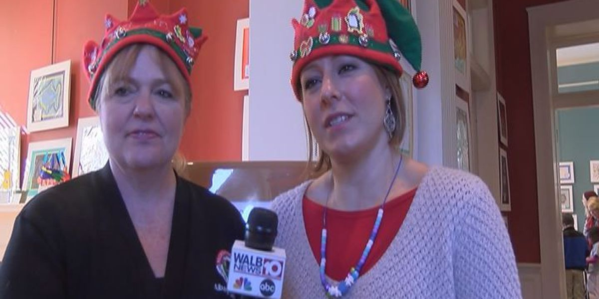 """City departments team up for """"Holiday pARTy"""""""