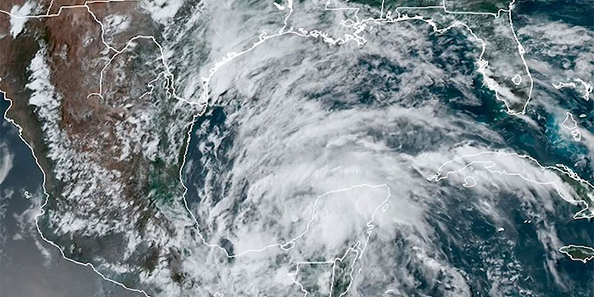 Depression upgraded to Tropical Storm Cristobal as heavy rain threatens south Mexico