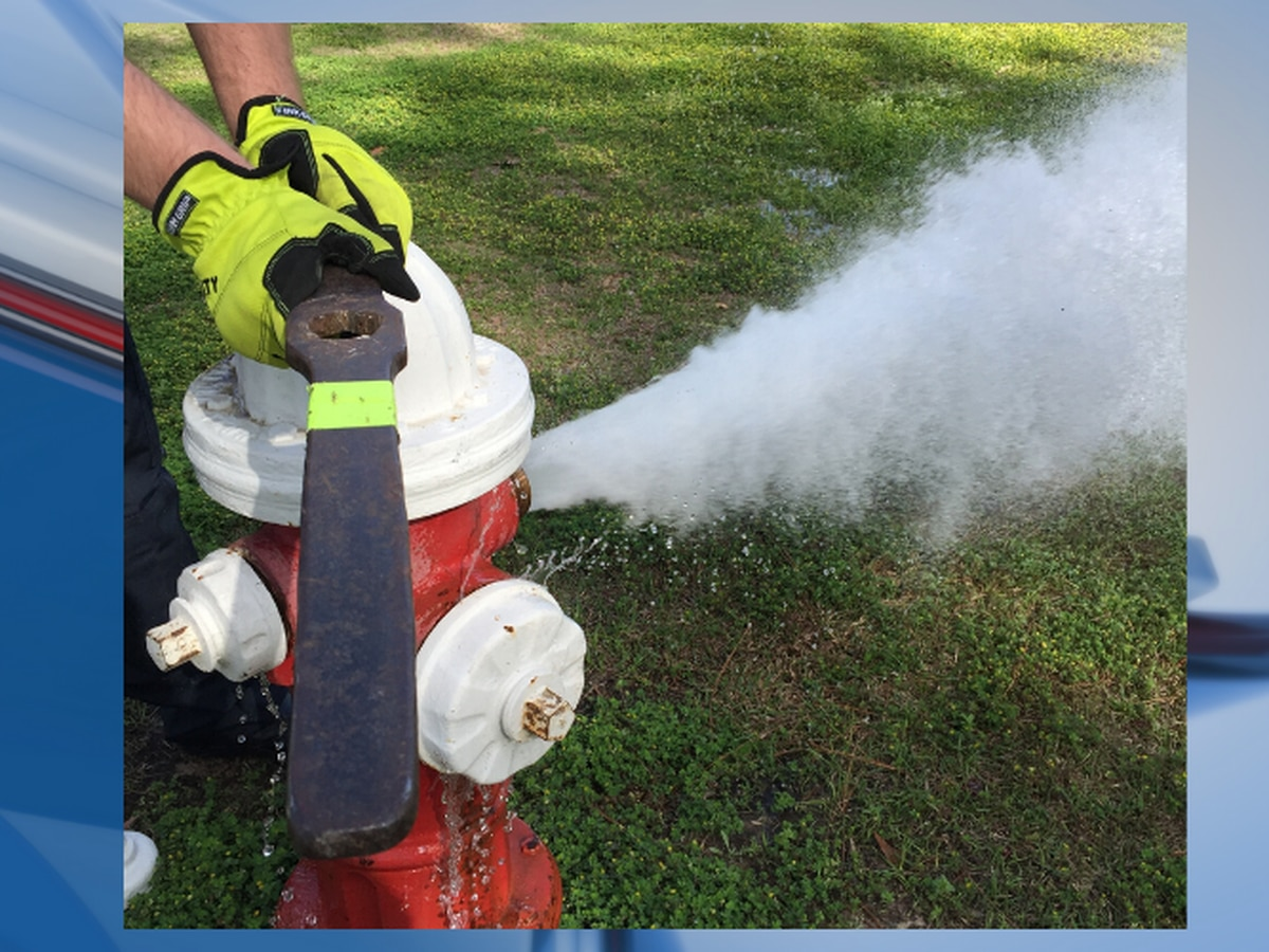 Moultrie Fire Dept. to inspect 900 fire hydrants