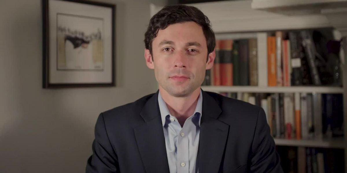 FULL VIDEO: Jon Ossoff claims victory in Senate runoff race
