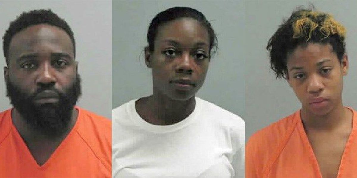 Three arrested for Meth in Grady Co.