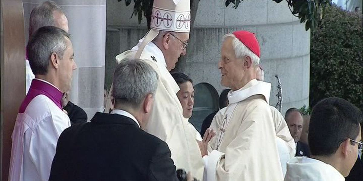 South Georgia priest visits D.C. to see Pope
