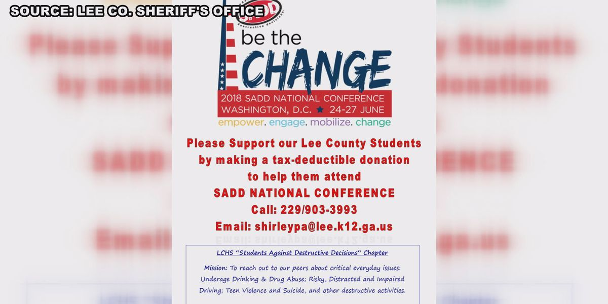 Lee Co. students need donations to attend national conference