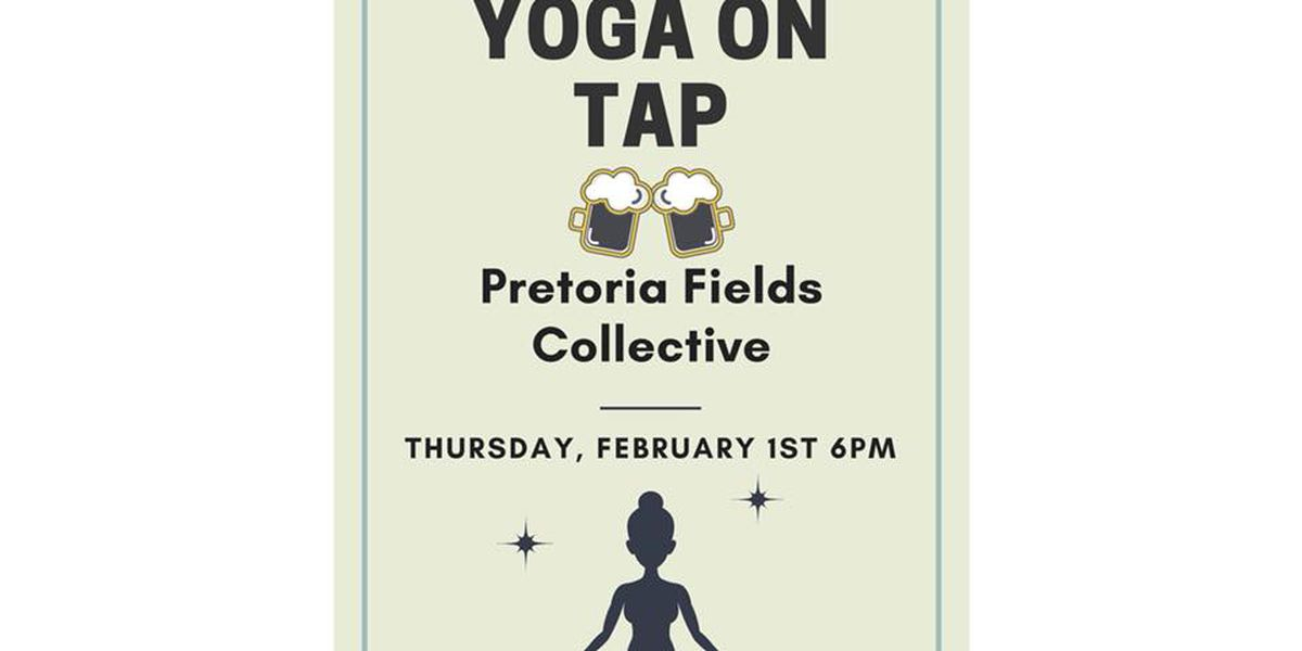 Pretoria Fields to bring yoga and beer together