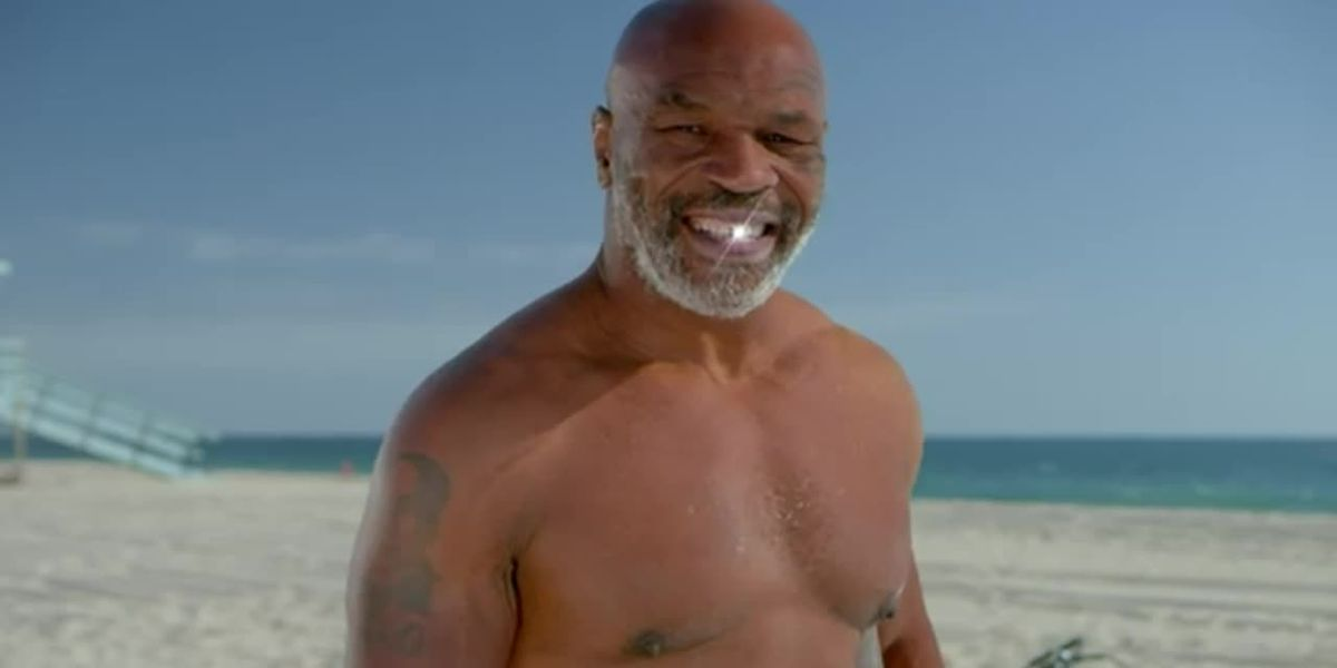 Mike Tyson to battle 'Jaws' for Shark Week