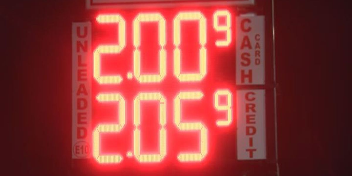 Gas for 2 bucks in Albany