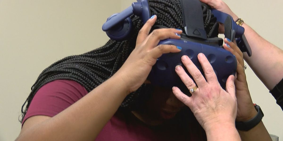 Virtual reality brings hands-on training to VSU students