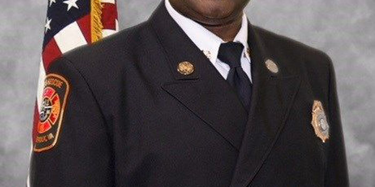 Albany names new fire chief