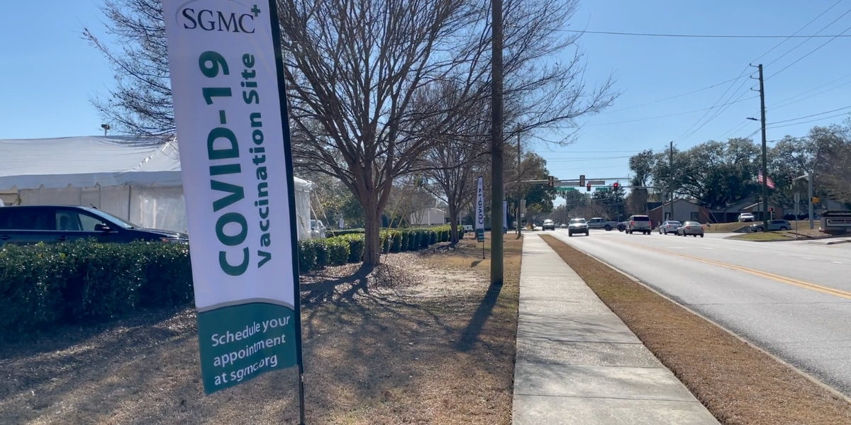 SGMC gives update on COVID-19 vaccination drive-thru progress