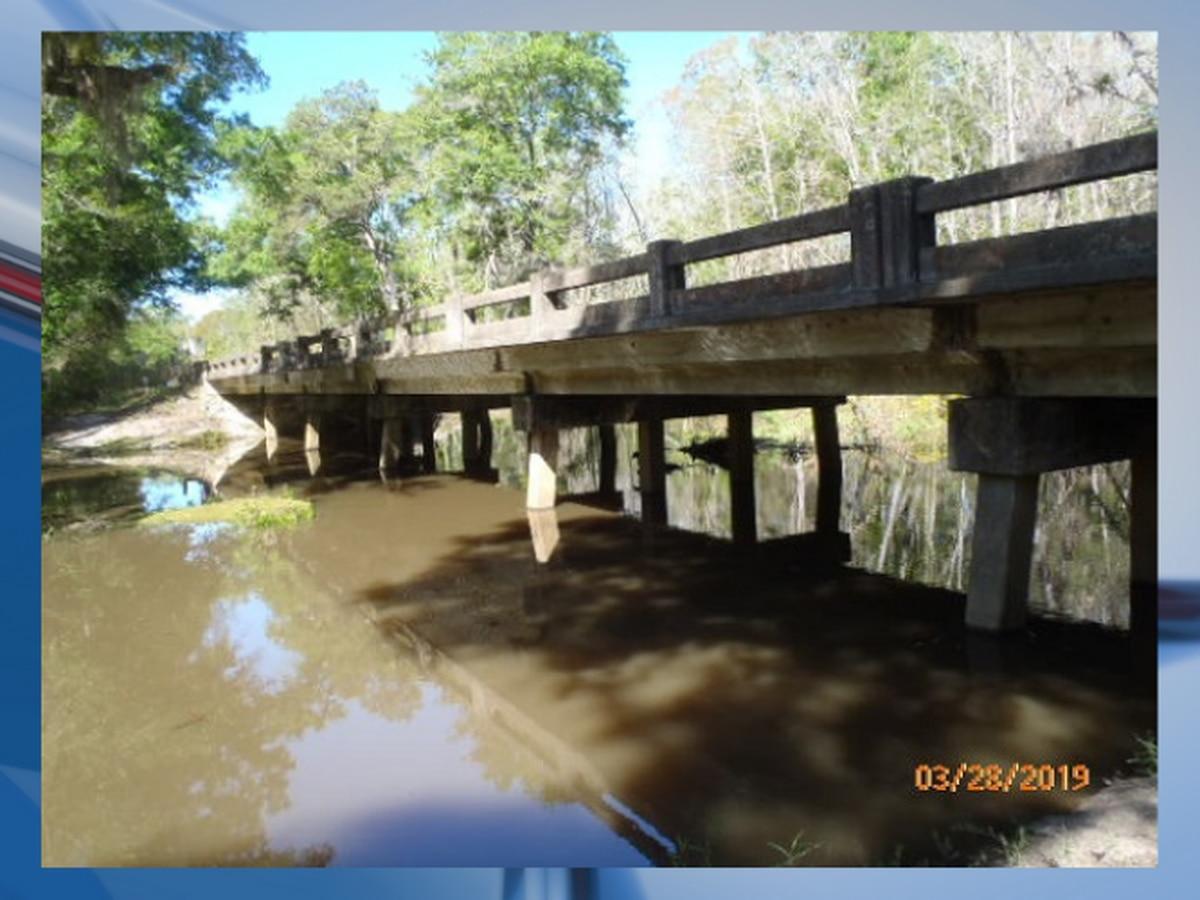 Colquitt Co. road closing for bridge replacement