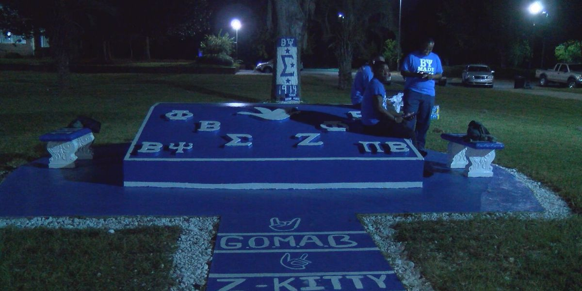 Phi Beta Sigma hosts Sleep Out for the Homeless