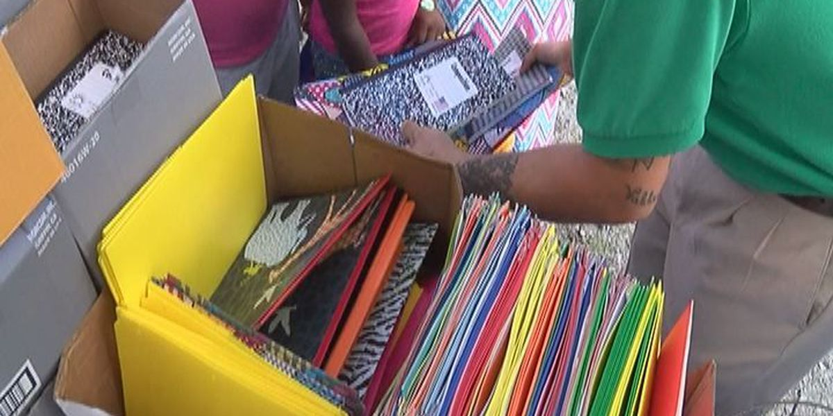 Amerigroup helps Valdostans get ready for the school year