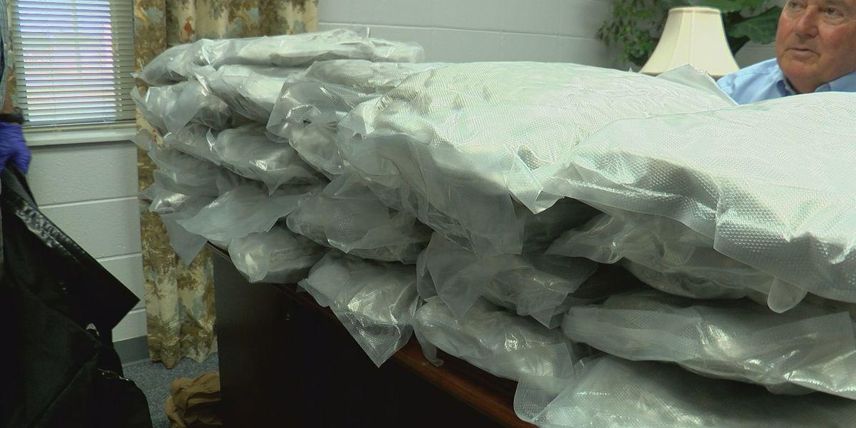 Lowndes Co. deputies seize more than $120K worth of marijuana