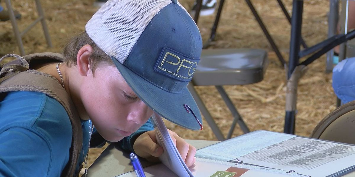 Young future farmers have some fun at 2019 Sunbelt Ag Expo
