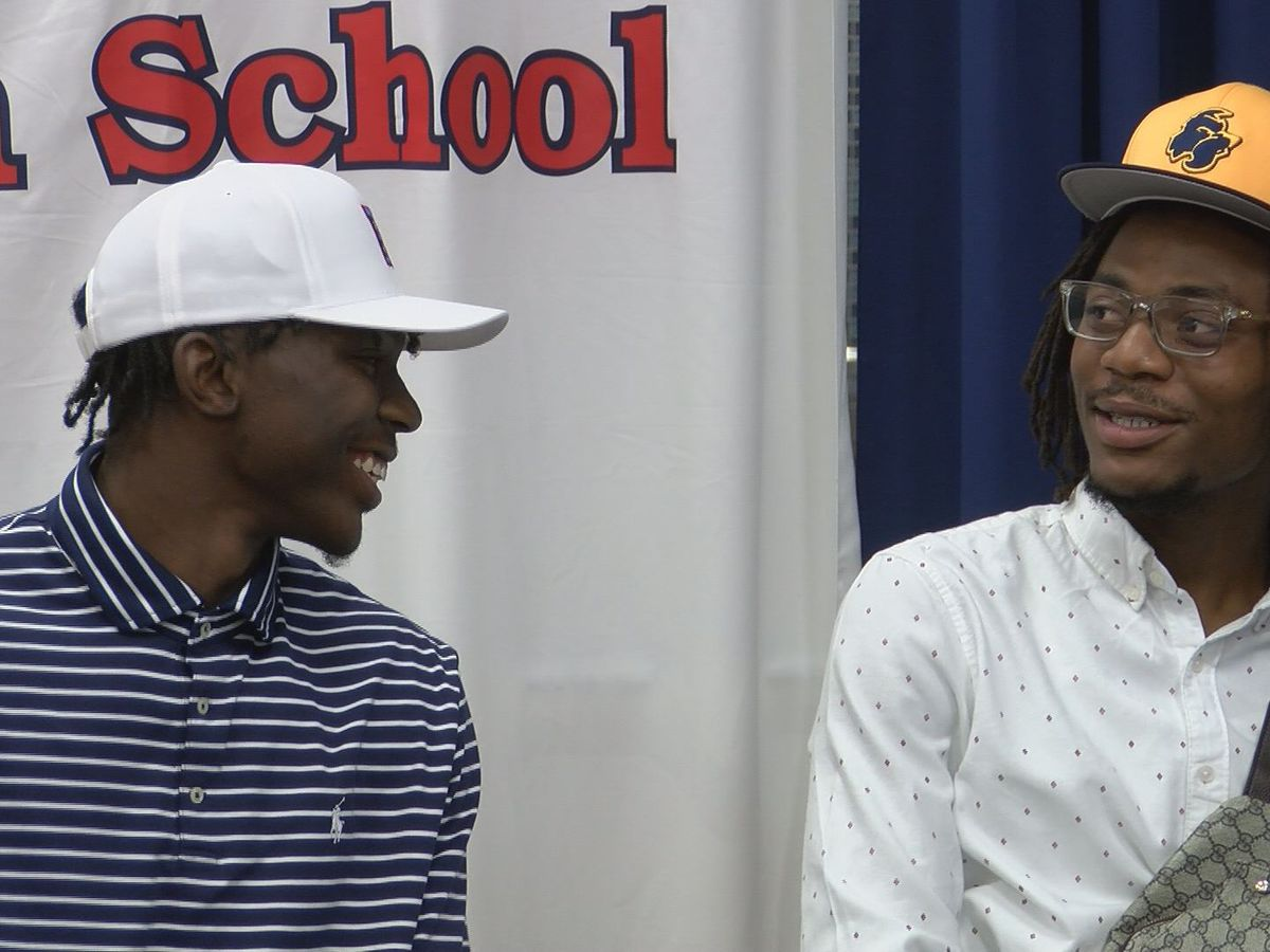 Westover sends two Patriots to college for basketball