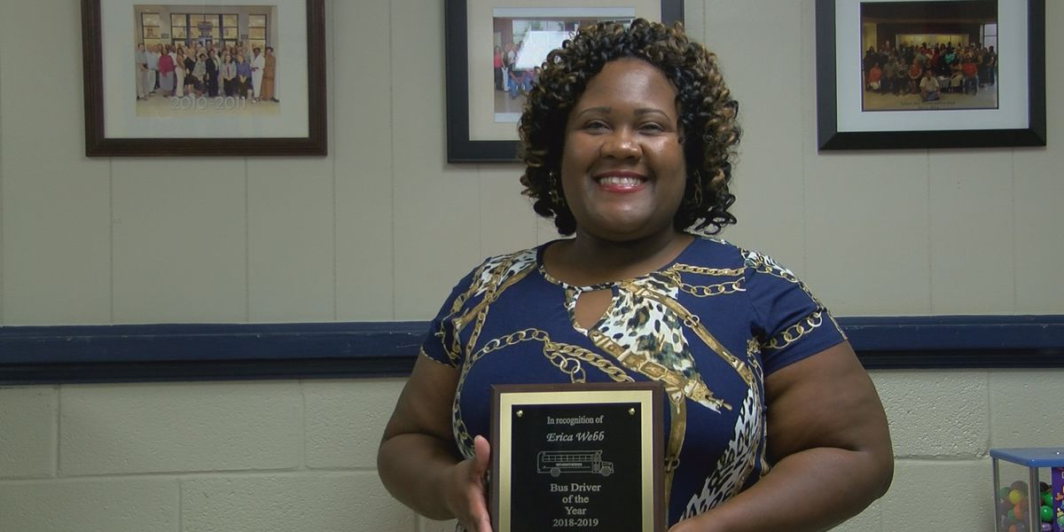Tift County names Bus Driver of the Year