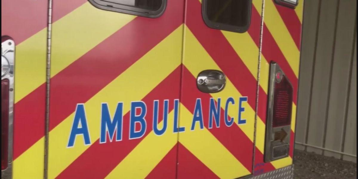 Crisp Co. ambulances cannot test for COVID-19