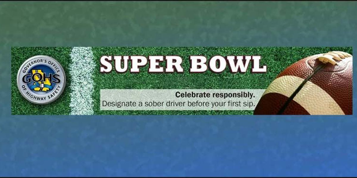 BIG GAME: Don't pick up those keys if you're consuming alcohol