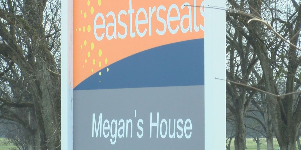 Easterseal Megan's house opens for children with crisis situations.