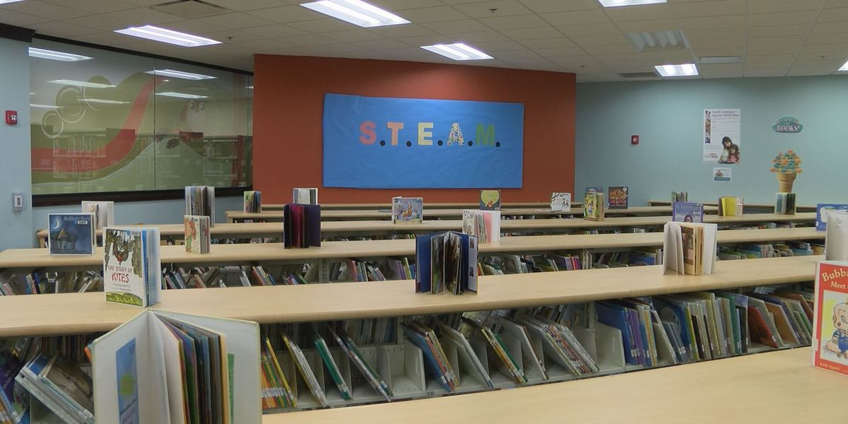 Library upgrades equipment with Sabal Trail grant