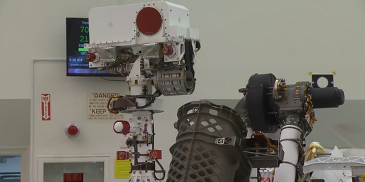 NASA asks for votes to help it pick the name for next Mars rover