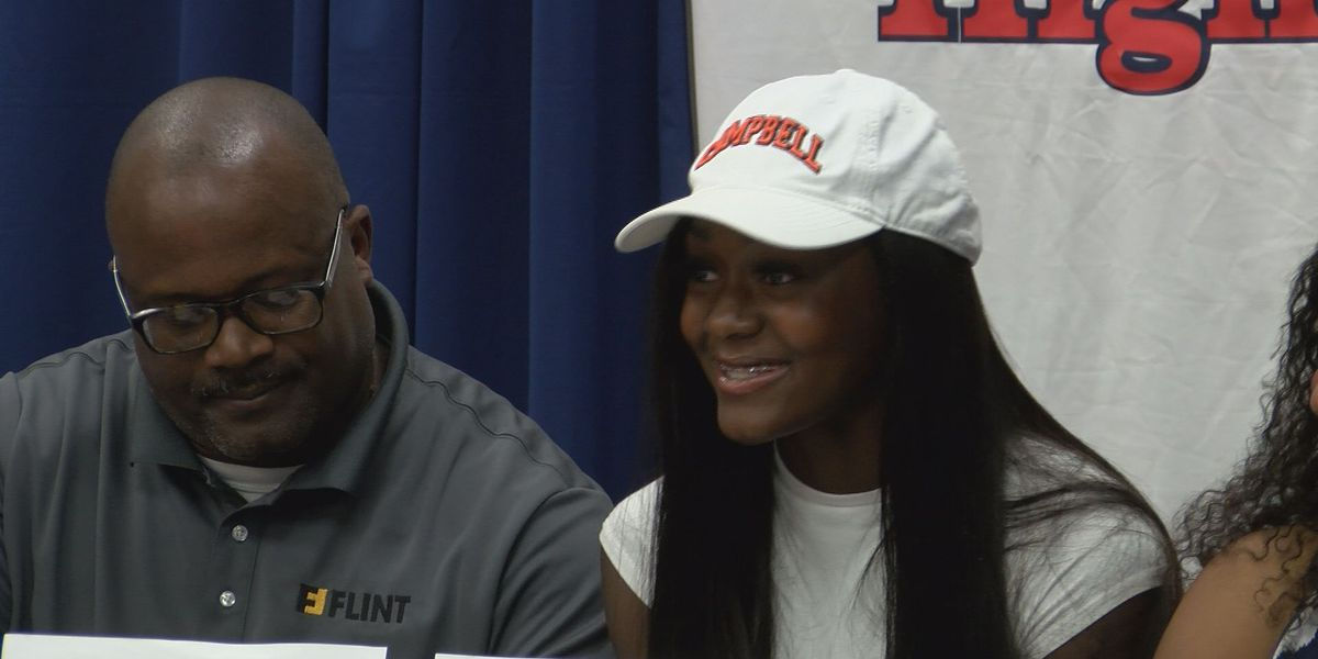 Chastity Pickett headed to Campbell University for track