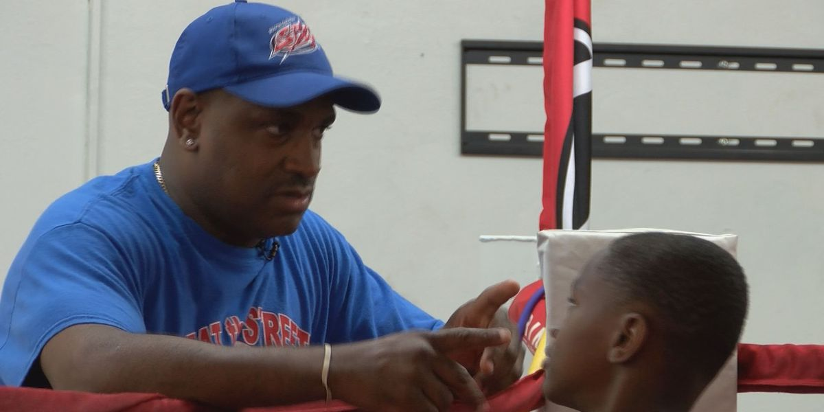 Boxing gym looking to be a safe 'haven' for Albany youth